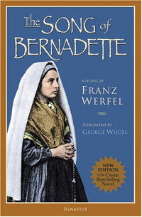 Franz Werfel the song of bernadette
