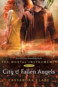 Cassandra Clare — City of Fallen Angels