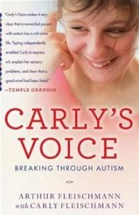 Arthur Fleischmann — Carly's voice