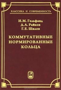 Коммутативные нормированные кольца — И. М. Гельфанд, Д. А. Райков ...