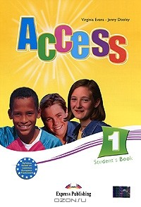 Virginia Evans, Jenny Dooley - Access 1: Student's Book