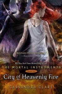 Cassandra Clare — City of Heavenly Fire
