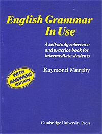 Картинки по запросу English Grammar in Use with Answers? Raymond Murphy?