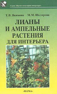 - Лианы и ампельные растения для интерьера