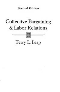 positive and negative sides of collective bargaining in the labor market Collective bargaining is referred to as a process or negotiations between an employer or organization and a group of employees who are members of a trade union the union will negotiate with an employer or a group of businesses on behalf of an employee or employees.