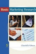 - Basic Marketing Research (with InfoTrac)