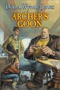 Diana Wynne Jones - Archer's Goon