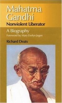 a biography of mahatma gandhia nonviolent activist