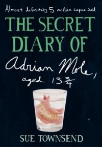 Sue Townsend - The Secret Diary of Adrian Mole, Aged 13 3/4