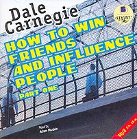 Аудиокнига dale carnegie how to win friends