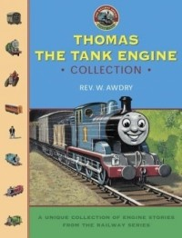 W. Rev Awdry - Thomas the Tank Engine Collection : A Unique Collection of Engine Stories from the Railway Series