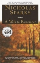 Nicholas Sparks - A walk to remember