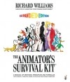 Richard Williams - The Animator's Survival Kit: A Manual of Methods, Principles, and Formulas for Classical, Computer, Games, Stop Motion, and Internet Animators