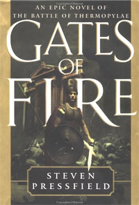 Steven Pressfield - Gates of Fire