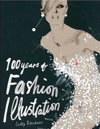 Cally Blackman - 100 Years of Fashion Illustration