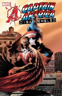 - Avengers Disassembled: Captain America (сборник)