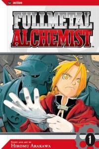 Hiromu Arakawa - Fullmetal Alchemist, Vol. 1