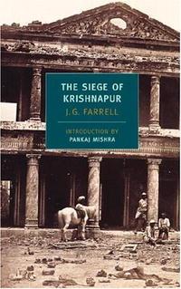 J.G. Farrell - The Siege of Krishnapur