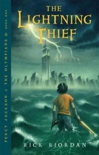 Rick Riordan - The Lightning Thief