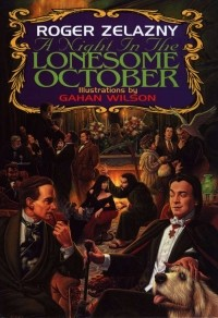 Roger Zelazny - A Night in the Lonesome October