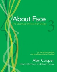 - About Face 3: The Essentials of Interaction Design