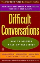 - Difficult Conversations