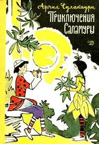 Арчил Сулакаури - Приключения Саламури