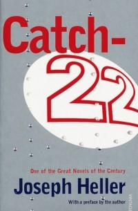 a chapter analysis of the book catch 22 Catch 22 is an unusual, wildly inventive comic novel about world war ii and its publishers are planning considerable publicity for it.