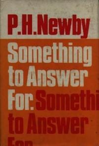 Перси Ховард Ньюби - За это придется ответить