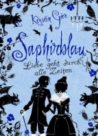 Kerstin Gier - Saphirblau - Liebe geht durch alle Zeiten