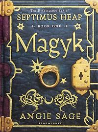 Энджи Сэйдж - Septimus Heap: Book 1: Magyk