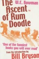 W.E. Bowman - The Ascent of Rum Doodle