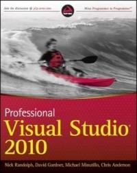 - Professional Visual Studio 2010