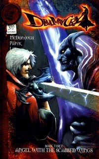 - Devil May Cry. Book Three: Angel With the Scabbed Wings