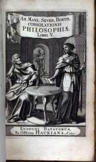 Боэций - Об утешении философией