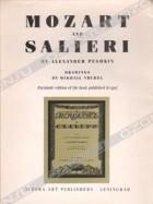 А. С. Пушкин - Моцарт и Сальери / Mozart and Salieri