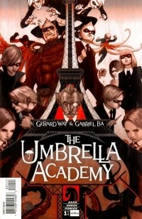 Gerard Way - The Umbrella Academy - The Day the Eiffel Tower Went Berserk