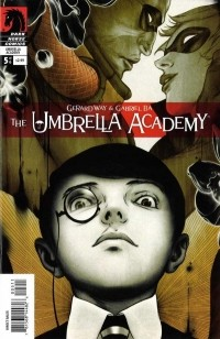 Gerard Way - The Umbrella Academy - Thank You for the Coffee