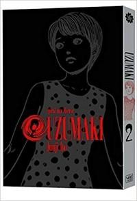 Junji Ito - Uzumaki, Volume 2