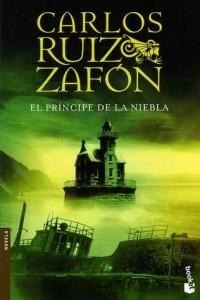 Carlos Ruiz Zafon - El Principe de la Niebla