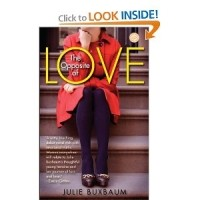 Julie Buxbaum - The opposite of love