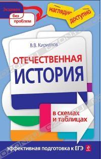 В. В. Кириллов - Отечественная история в схемах и таблицах