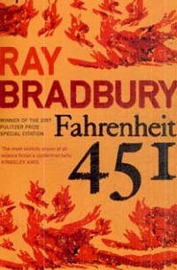 ray bradburys fahrenheit 451 the temperature at which books burn In fahrenheit 451, ray bradbury's classic, frightening vision of the future, firemen don't put out fires--they start them in order to burn books.