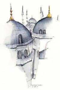 Иосиф Бродский - Путешествие в Стамбул