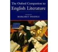 Margaret Drabble - The Oxford Companion to English Literature