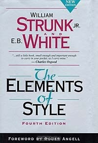 - The Elements of Style
