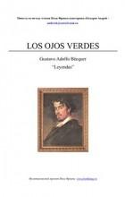Gustavo Adolfo Becquer - Los Ojos Verdes