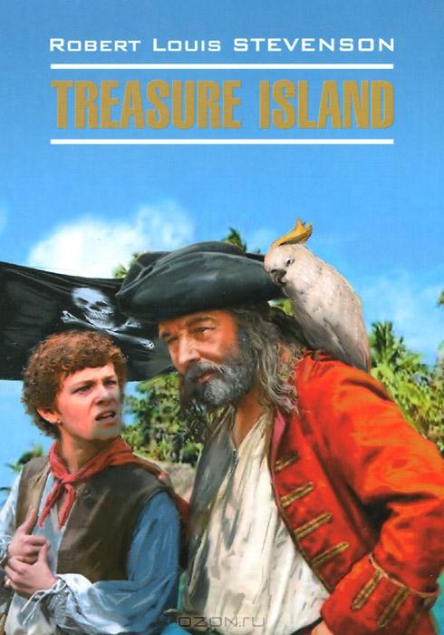 Скачать книгу treasure island на английском языке