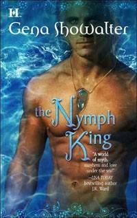 Обложка книги Нимфы