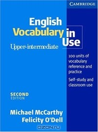 Nicprindia English Vocabulary In Use Upper Intermediate Third